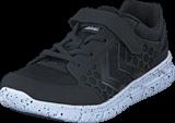 Hummel - Crosslite Sneaker JR Black/White