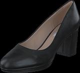 Clarks - Kelda Hope Black Leather