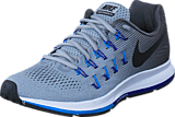 Nike - Air Zoom Pegasus 33 Wolf Grey/Black-Dark Grey-Blue
