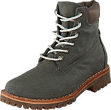Timberland - LTD Fabric 6in Canteen w/ Thread Canvas