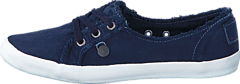Odd Molly - Why Knot Ballerina Sneakers Dark Blue