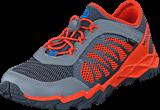 Merrell - Boys Hydro Run 2.0 Grey/Orange