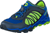 Merrell - Boys Hydro Run 2.0 Blue/Grey/Citron