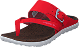 Merrell - Around Town Thong Buckle Print Firey Red