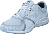 adidas Sport Performance - Crazytrain Bounce W Ftwr White/Silver Met./Clear G