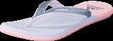 adidas Sport Performance - Eezay Glitter W Haze Coral S17/Silver Met./Ice