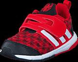 adidas Sport Performance - Marvel Spider-Man Cf I Scarlet/Core Black/Ftwr White