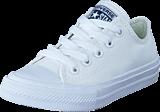 Converse - Chuck Taylor All Star 2 Ox Kids White