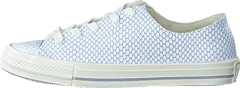 Converse - All Star Gemma Hi Snake Leath Buff