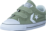 Converse - Star Player 2V Ox Dried Sage/ White/ Dolphin