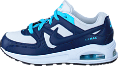 Nike - Air Max Command Flex Gp White/Binary Blue/Vivid Sky/Bl