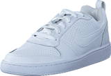 Nike - Wmns Court Borough Low White/White