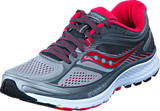 Saucony - GUIDE 10 Silver/Berry