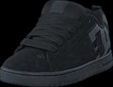 DC Shoes - Court Graffik SE Black Destroy Wash