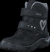 Ecco - 751291 Snowride Black/Black