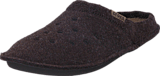 Crocs - Classic Slipper Espresso/Walnut