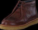 Angulus - Boot w. laces 2509 Medium Brown