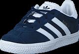 adidas Originals - Gazelle I Collegiate Navy/Ftwr White/Ftw
