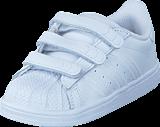 adidas Originals - Superstar Cf I Ftwr White/Ftwr White/Ftwr Whi