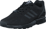 adidas Originals - Zx Flux J Core Black/Core Black/Core Bla