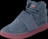 adidas Originals - Tubular Invader Strap Grey Four F17/Grey Four F17/Ra