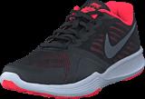 Nike - Wmns City Trainer Black/Mtlc Cool Grey-Solar Red