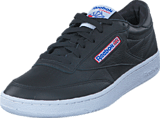 Reebok Classic - Club C 85 So Black/White/ Vital Blue/Primal