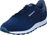 Reebok Classic - Cl Leather Nm Collegiate Navy/White
