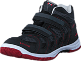 Viking - Cascade II Mid Black/Red