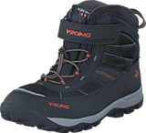 Viking - Sludd El/Vel GTX Black/Orange