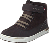 Viking - Molde Mid Dark Brown