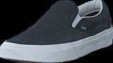 Vans - UA Classic Slip-On (Snake) Black/Blanc