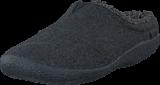 Toms - Berkeley Black Herringbone Wollen
