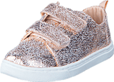 Toms - Lenny Tiny Rose Gold Crackle Foil