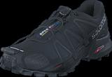 Salomon - Speedcross 4 W Black/Black/Black Metallic