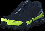 Salomon - Speedspike Cs Navy Blazer/R.Silver/Lime Punc