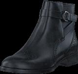 Clarks - Netley Olivia Black Leather