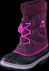Sorel - Yoot Pac Nylon Youth 562 Purple Dahlia