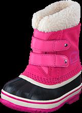 Sorel - 1964 Pac Strap Toddler 652 Tropic Pink