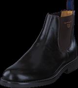 Gant - Oscar G46 Dark Brown Leather