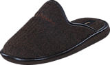 Hush Puppies - Felt Slipper 4957 Brown