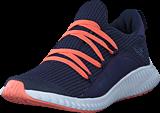 adidas Sport Performance - Fortarun X K Trace Purple/Blue/Chalk Coral