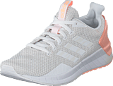 adidas Sport Performance - Questar Ride W Ftwr White/Grey One/Haze Coral