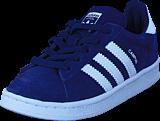 adidas Originals - Campus El I Dark Blue/Ftwr White