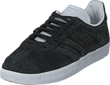 adidas Originals - Gazelle Stitch And Turn Core Black/Ftwr White