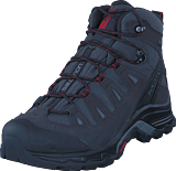 Salomon - Quest Prime GTX® Magnet/Black/Red Dalhia
