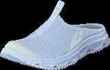 Salomon - Rx Slide 3.0 Unisex Wht/Wht/Silvmetal