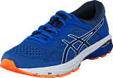 Asics - Gt-1000 6 Victoria Blue/dark Blue/Orange