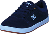DC Shoes - Crisis Navy/White