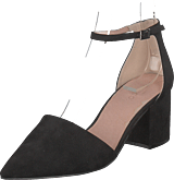 Bianco - Divided Pump Black